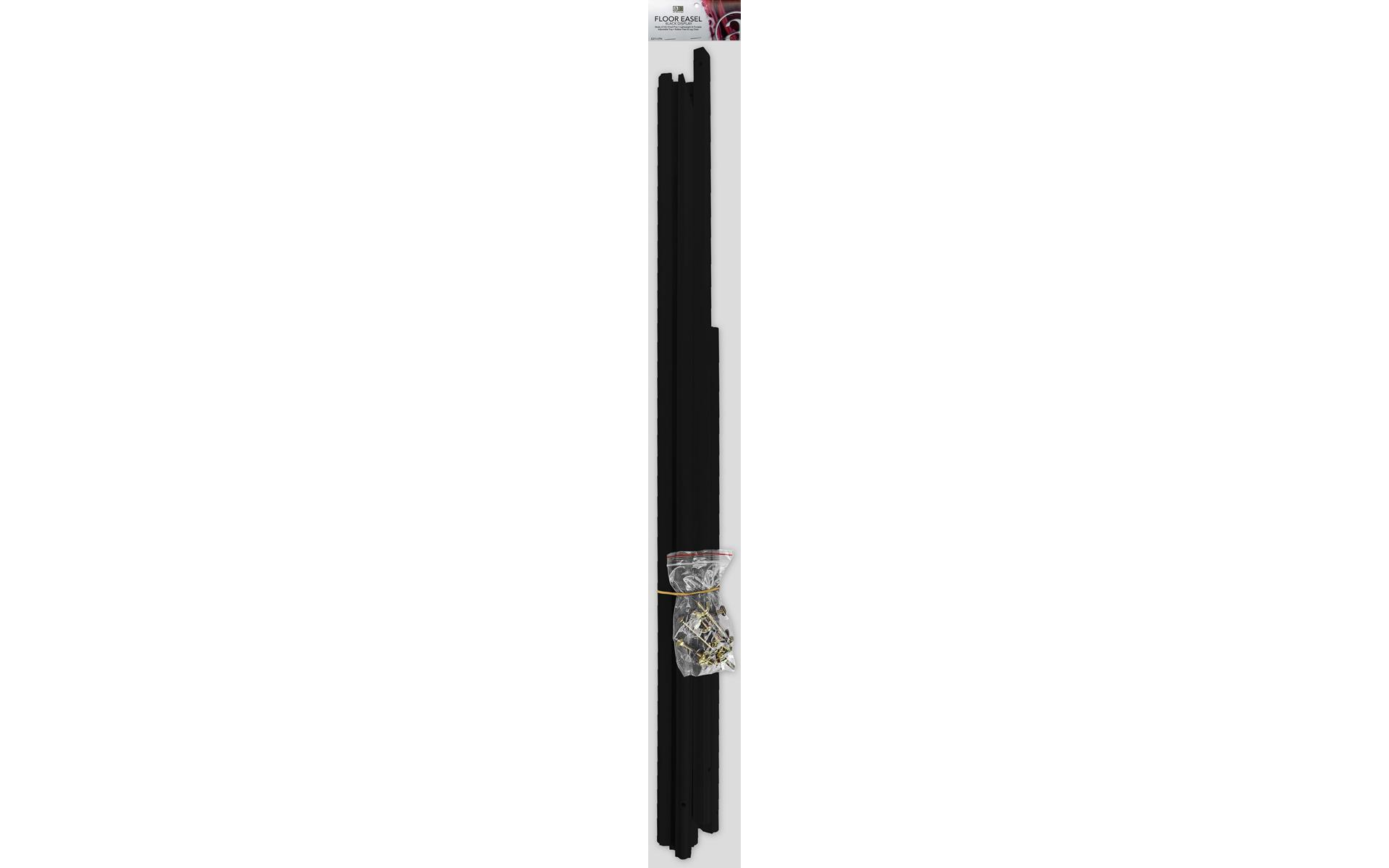 Art Advantage Floor Display Easel Black