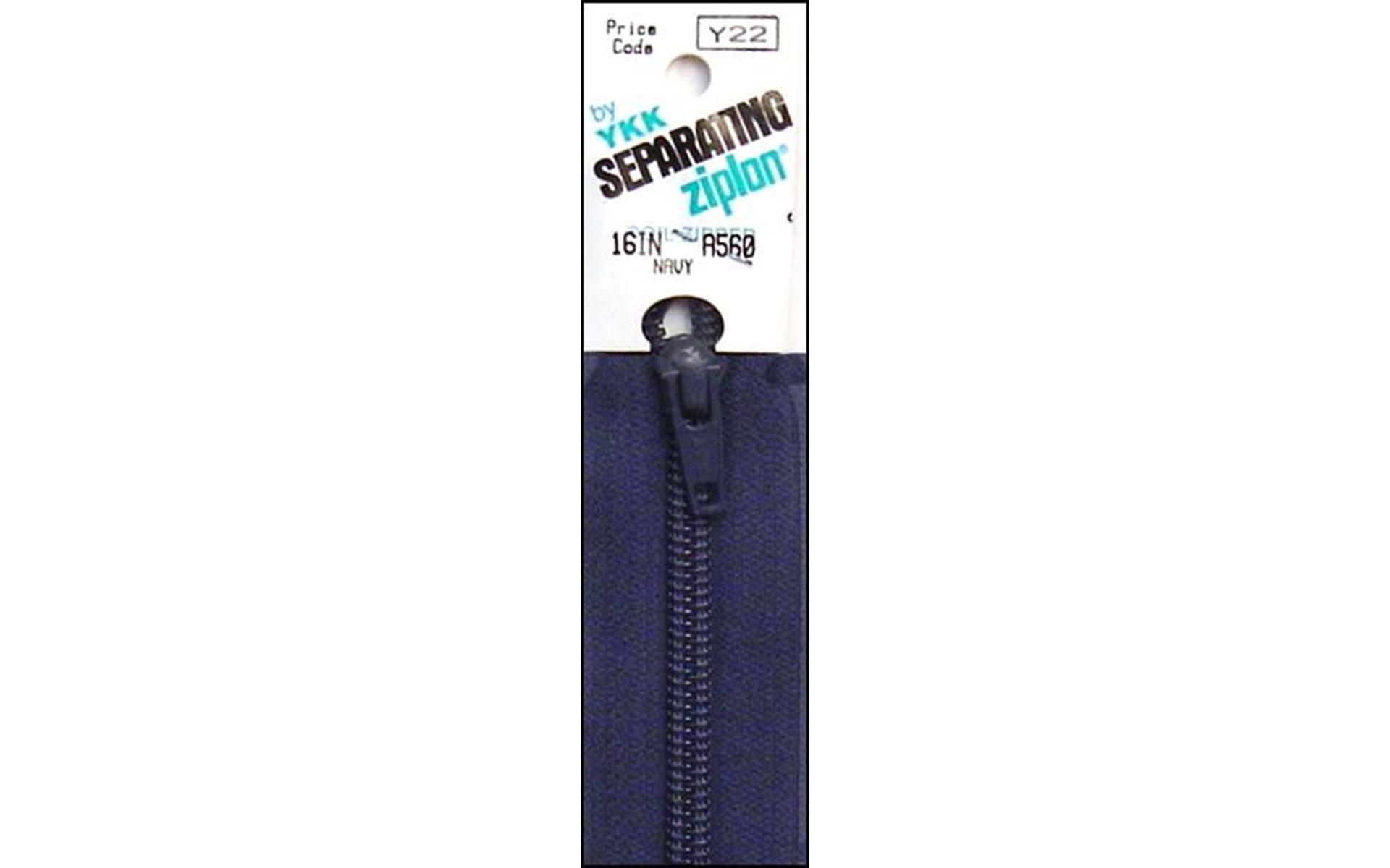 Lightweight Separating Zipper, 16 - Walmart.com